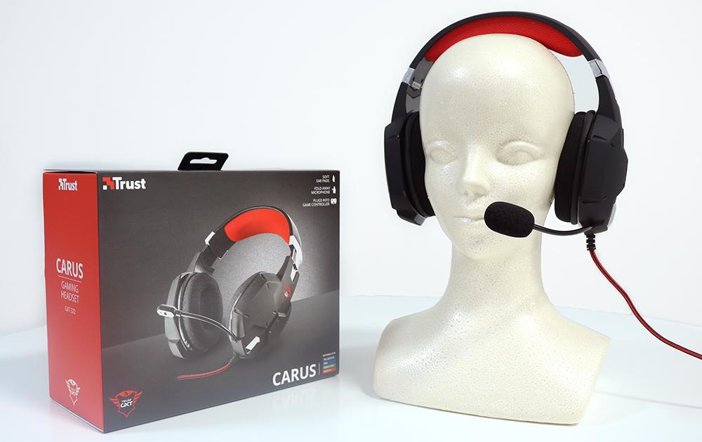GXT 322 Dynamic Headset