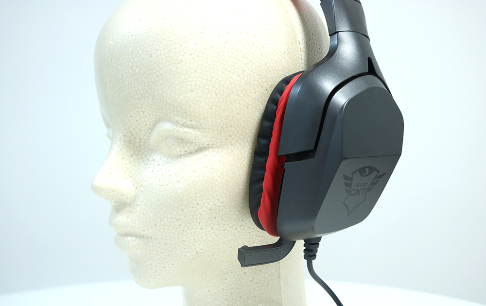 GXT 344 Creon Gaming Headsetのマイク部分