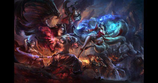 全世界でプレイされるMOBA「League of Legends」ってどんなゲーム?