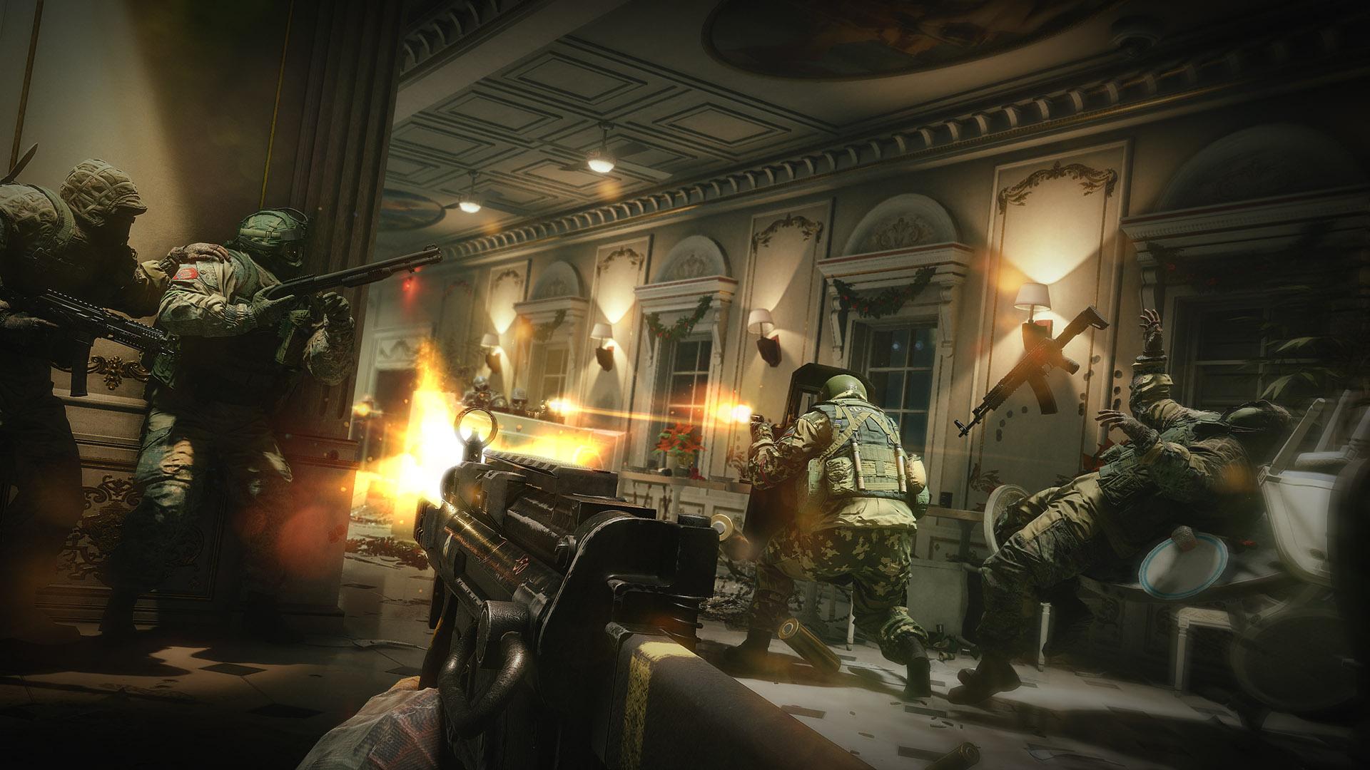 Rainbow Six Siegeのゲームイメージ画像