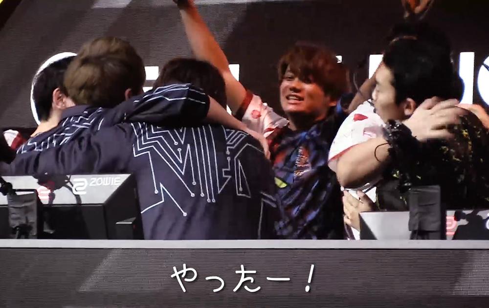 世界大会4位入賞を果たした日本チーム「野良連合」