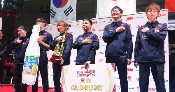 【速報】「eSPORTS国際チャレンジカップ 」オーバーウォッチ部門は日本選抜が3対2で勝利