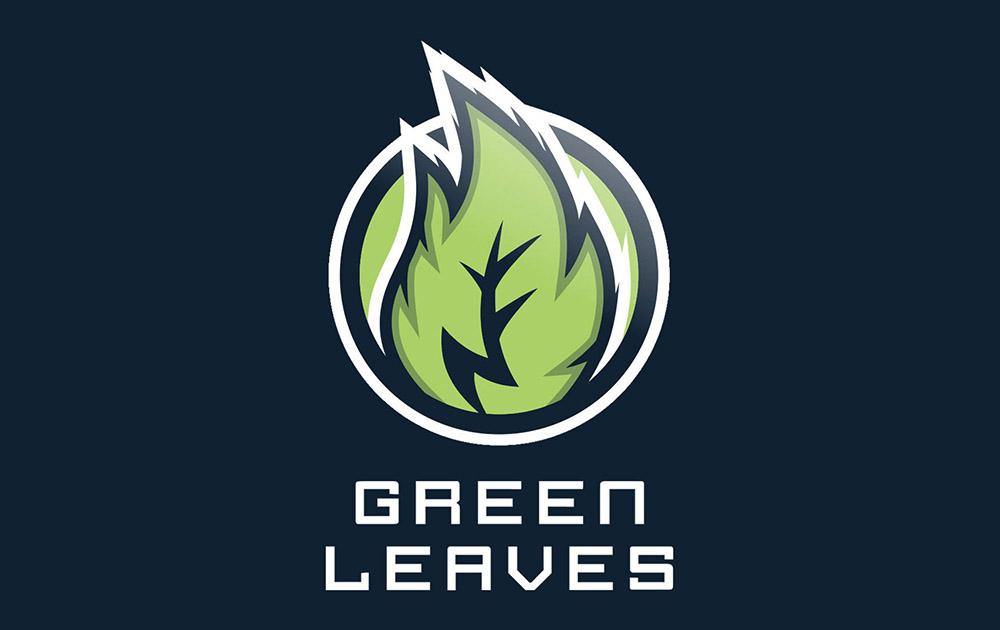 「Green Leaves」