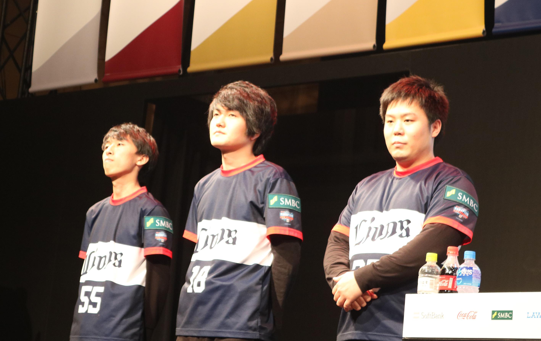 埼玉西武ライオンズの3選手