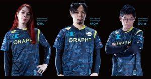 「Champion」からesports用ウェアが2月28日に発売