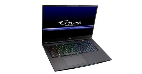ゲーミングノートパソコン「NEXTGEAR-NOTE i7940」