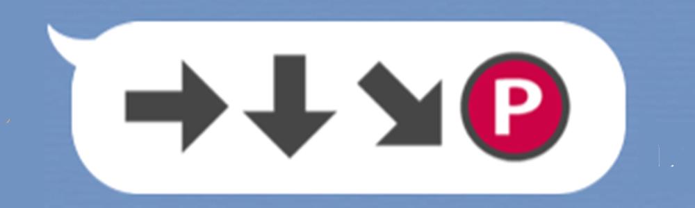 昇龍拳の格ゲーコマンド絵文字