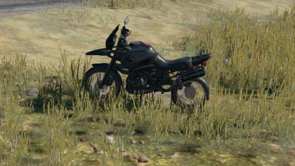 バイク(二輪)