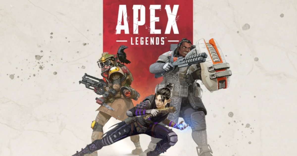 Apex Legends バナー
