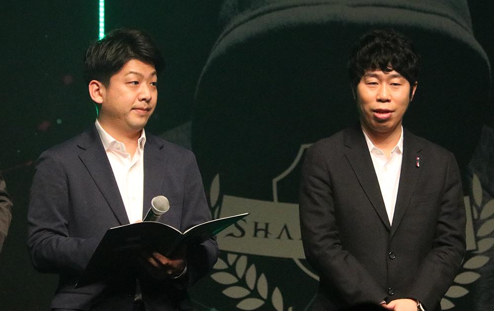 コミッショナー青村陽介氏、Shadowverseプロデューサー木村唯人氏