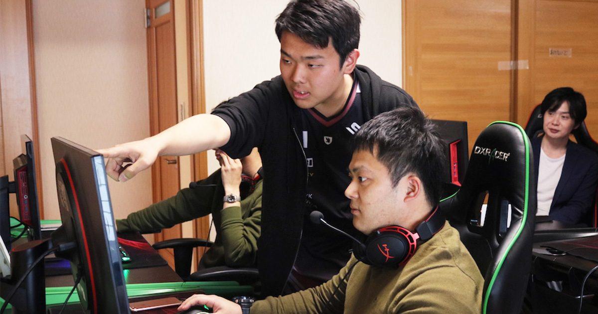 ゲーム初心者がプロゲーミングチームに1日体験修行!