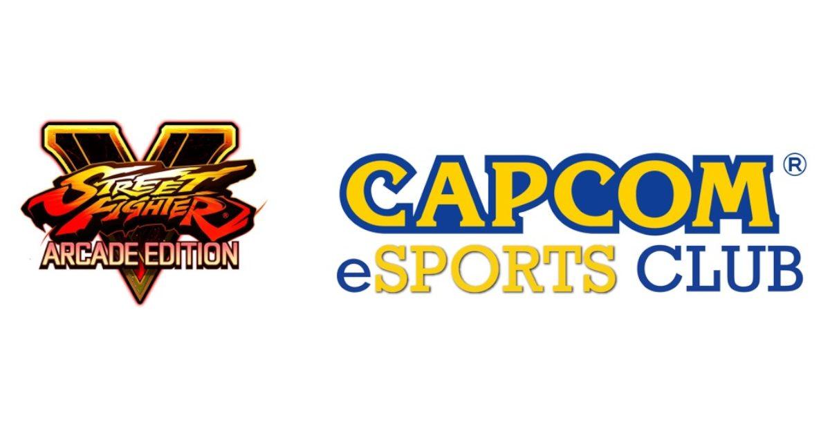 「CAPCOM eSPORTS CLUB」地方イベントバナー