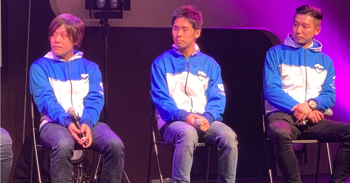Team MVP Japan 選手写真