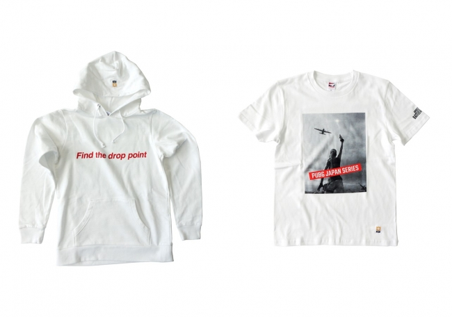 PJS Find the drop pointフーディー・FlareGun Tee