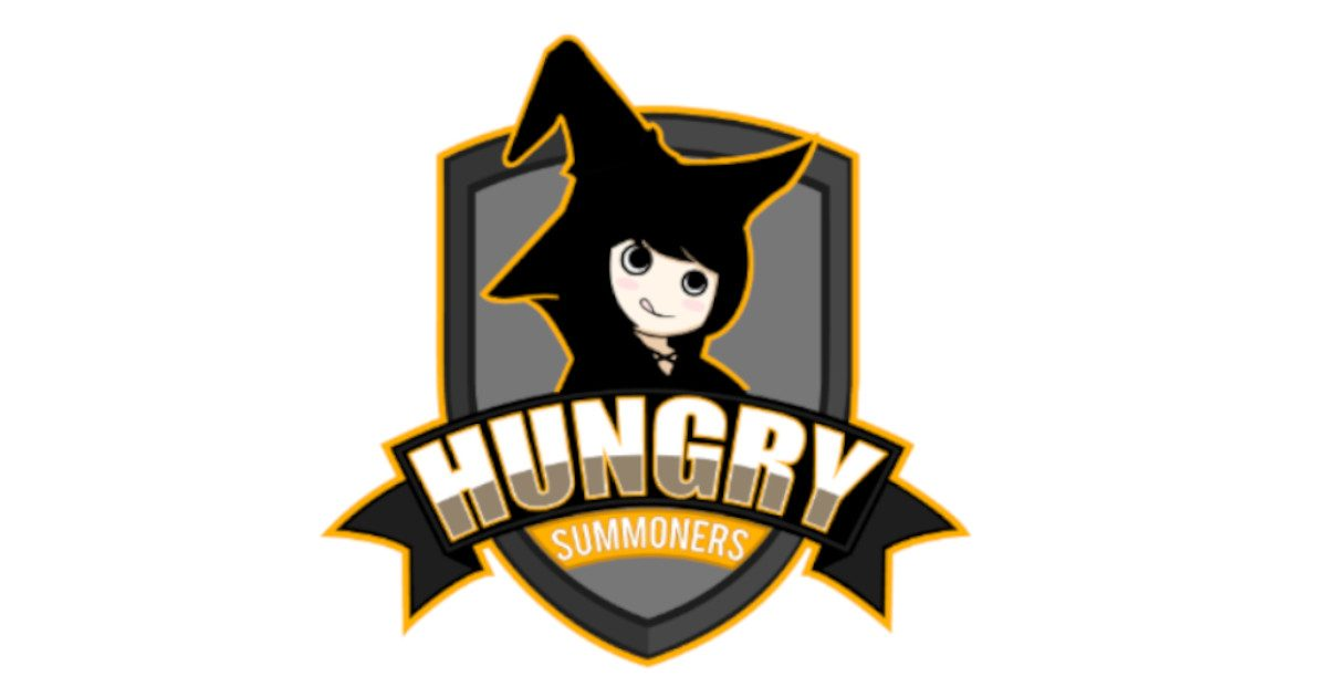 Hungry Summoners ロゴ