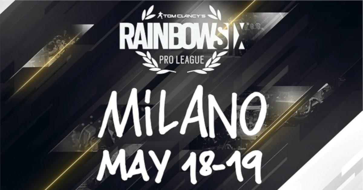 レインボーシックスシージ プロリーグ シーズン9 ファイナル ミラノ