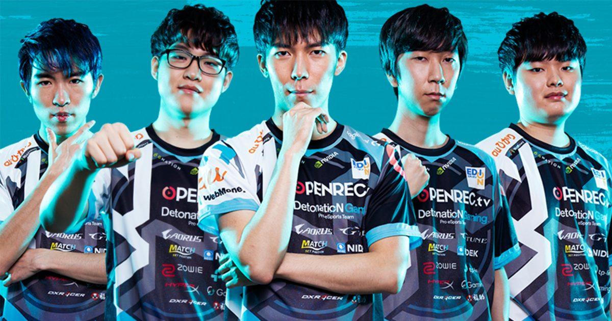 日本代表が決定する『LJL 2019 Spring Split FINAL』出場2チームのスターティングメンバーが発表