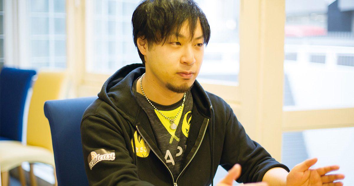 【eスポーツマガジン】格闘ゲーム人生を懸けて追い求めるもの MOV選手インタビュー Vol.4