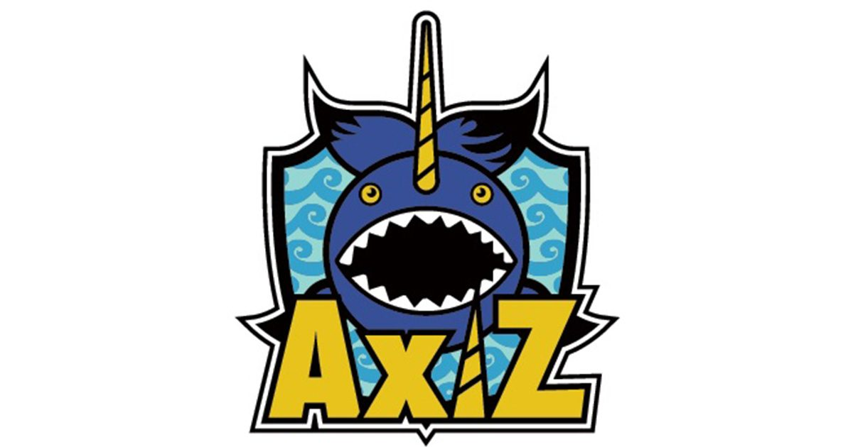 AXIZ ロゴ