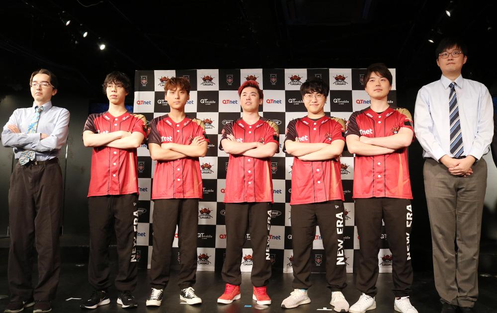 Sengoku Gaming新ロースター