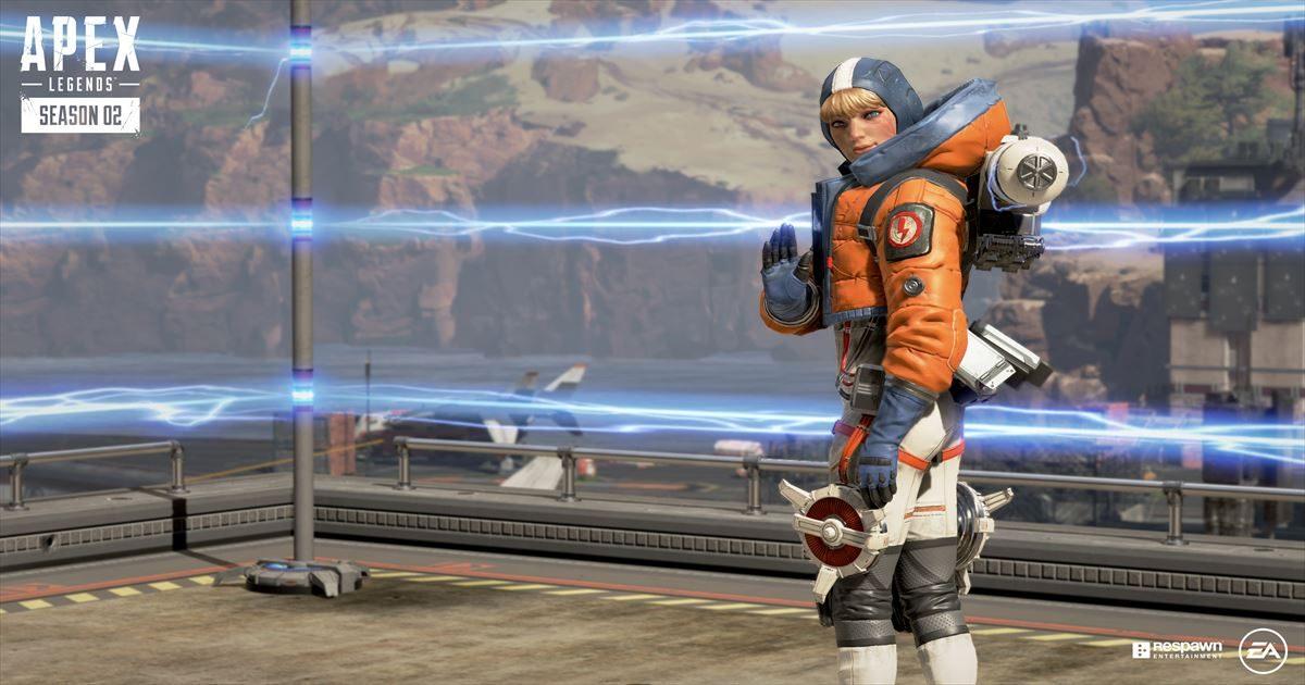 「Apex Legends」新シーズン追加情報が発表 新武器「L-STAR」の詳細に新型ホップアップも
