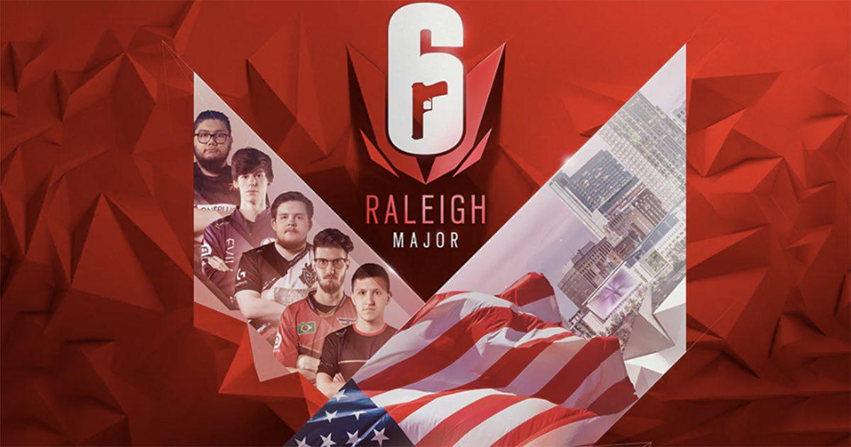 R6S「Six Major Raleigh 2019」のグループ分けが発表 日本2チームは別グループでの出場に