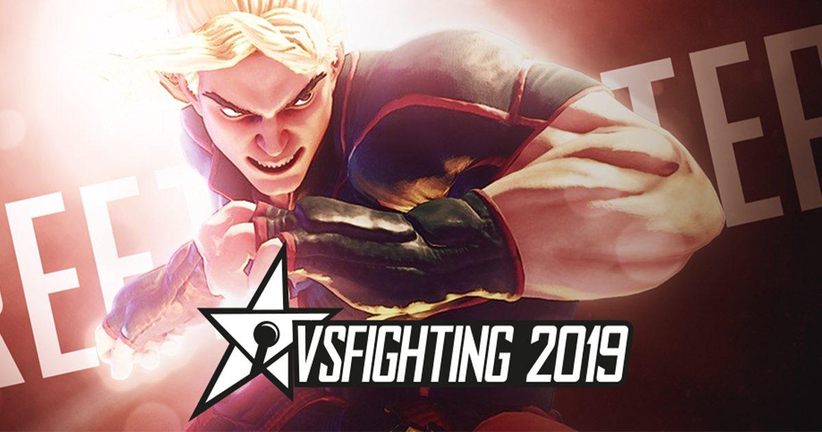 Capcom Pro Tour 2019「VSFighting 2019」大会結果まとめ ボンちゃん選手が今年2度目の優勝を果たす