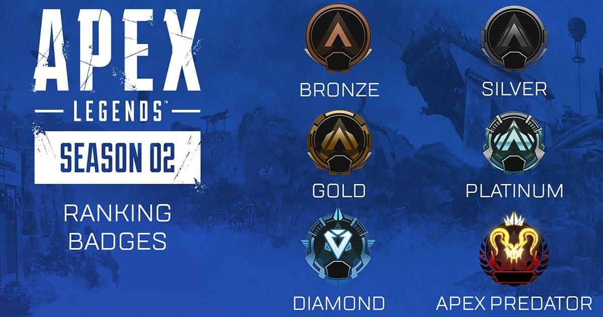 Apex Legends シーズン2追加情報まとめ 実力を競う「ランクリーグ」に新バトルパスの詳細も