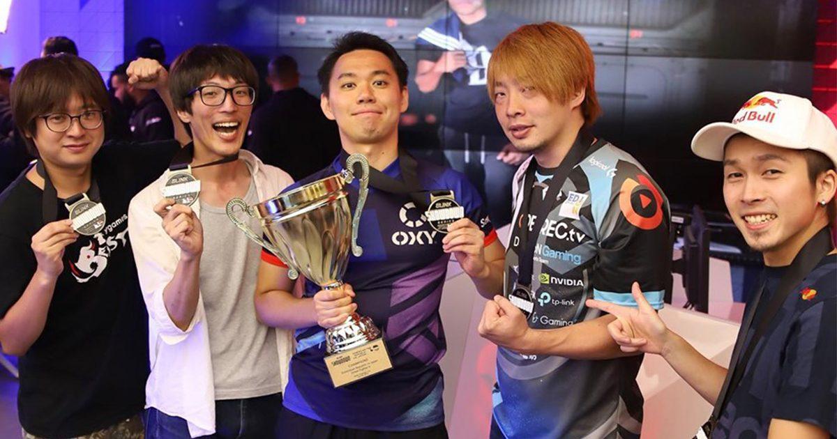 「ストV AE」日本VSドミニカのチーム対抗戦「Blink Showdown Series」試合結果まとめ 日本代表が勝利