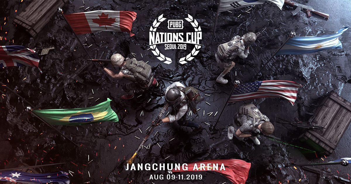 PUBGオールスター大会「PUBG Nations Cup」試合結果まとめ 日本代表はドン勝2回獲得の健闘をみせる
