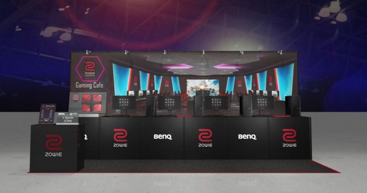 「東京ゲームショウ2019」にesportsカフェを体験できるブースが登場