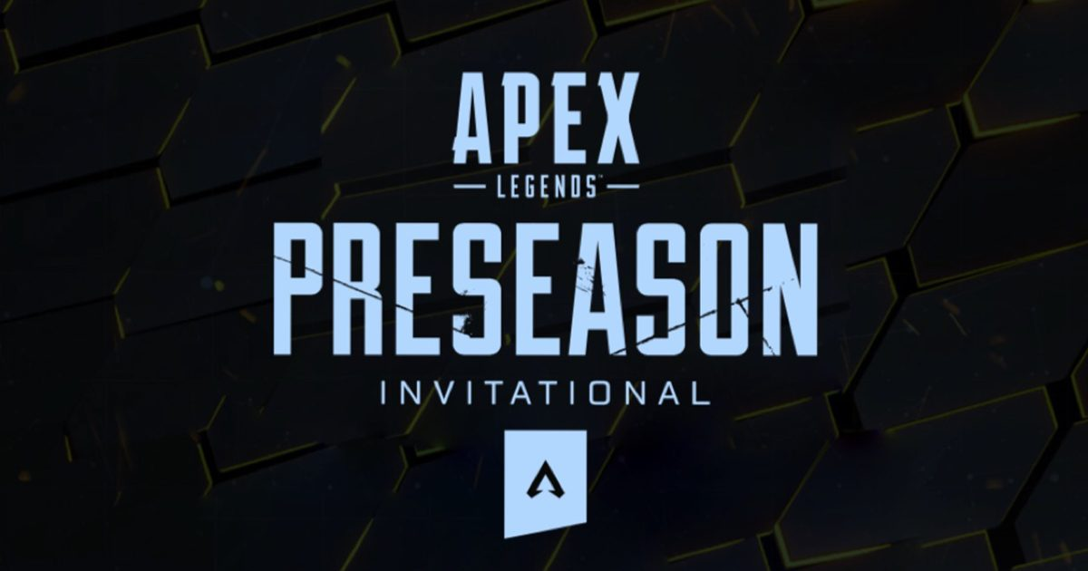 Apex Legendsの公式大会「Apex Legends Preseason Invitational」の生配信が決定 出場80チームの発表も