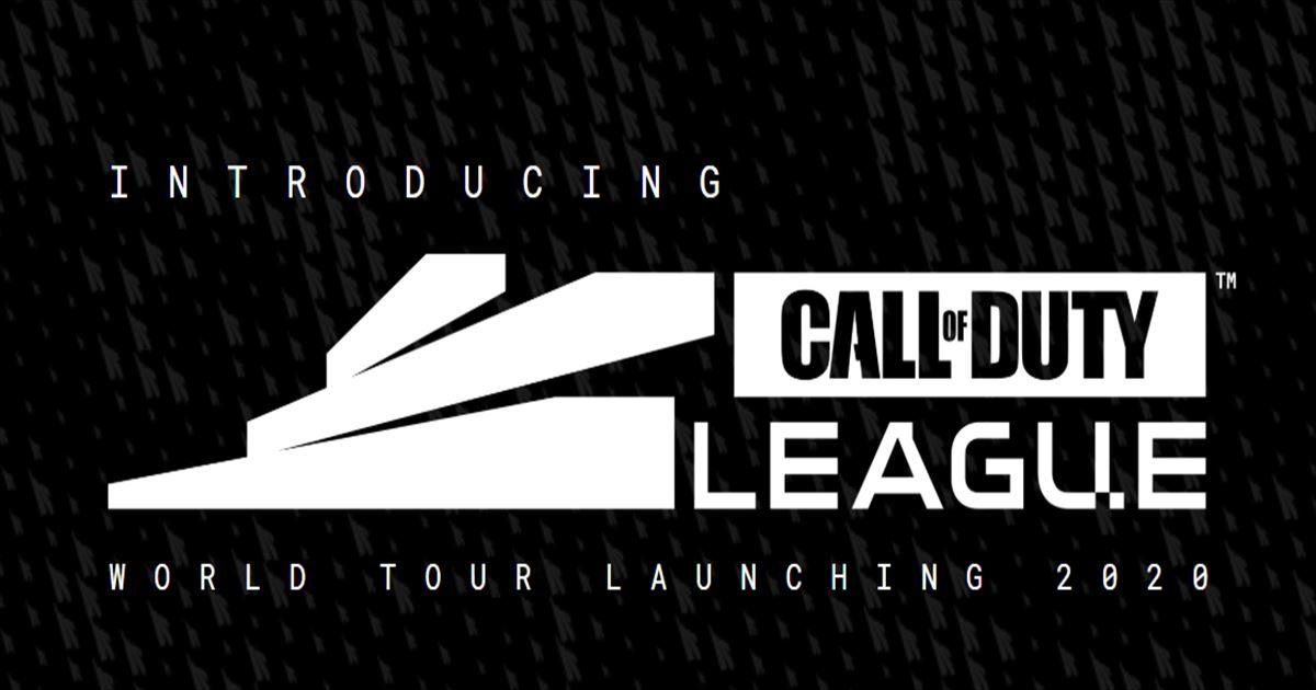 【CoD:MW】賞金総額6億円の公式大会「Call of Duty League」が2020年に開催決定 大会トレーラーの公開も