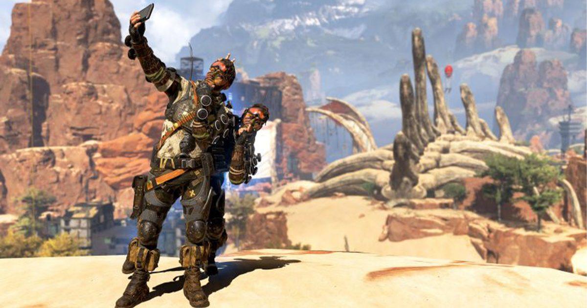 Apex Legends TPS視点でゲームプレイ出来てしまうバグが発見される