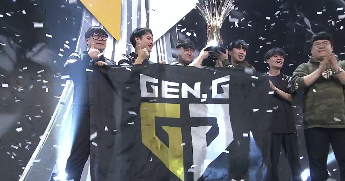【速報】PUBG世界大会「PUBG Global Championship 2019 」優勝は「Gen.G」