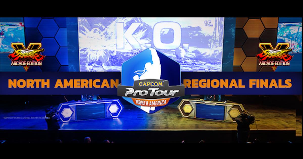 CapcomProTour 2019「North America Regional Finals 2019」大会結果まとめ Hotdog29選手が今季プレミア大会2度目の優勝
