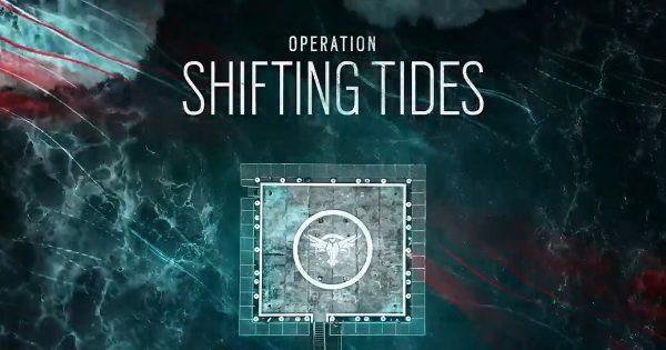 R6S 新シーズン「Operation Shifting Tides」で追加される新ガジェットのトレーラーが公開