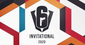 【最新版】R6S「Six Invitational 2020」スケジュール・情報まとめ