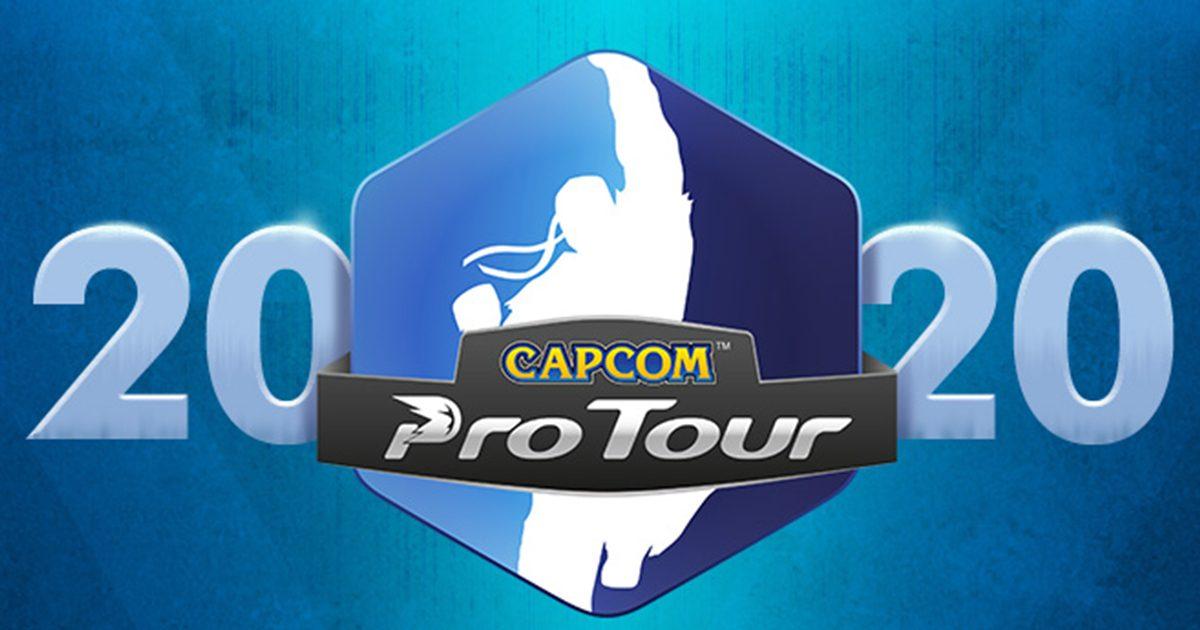 ストリートファイターV「Capcom Pro Tour」2020年度のスケジュールが公開