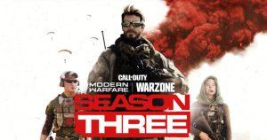 CoD:MW シーズン3が開幕 アップデート情報まとめ 「CoD:Warzone」にスクワッドモードが追加