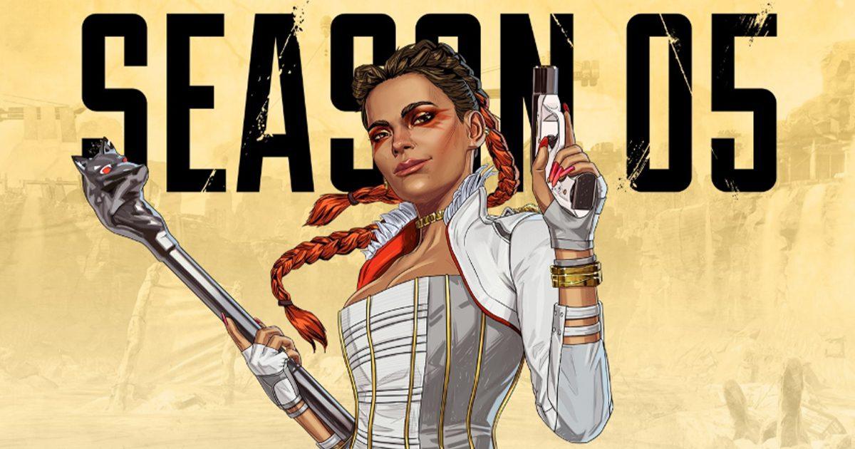 Apex Legends シーズン5が開幕 最新アップデート情報まとめ ミラージュの大幅強化にマスティフが通常武器へ変更も