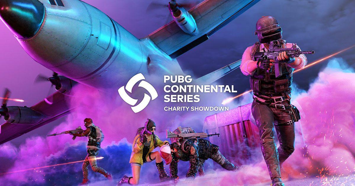【PUBG】チャリティー大会「PCS ASIA Charity Showdown」が5/15(金)よりオンラインで開催 「SunSister」「DetonatioN Gaming White」が出場