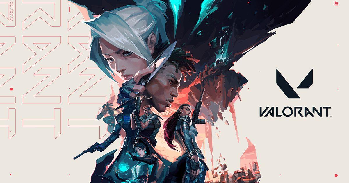 Riot Games 基本プレイ無料の新作FPS「VALORANT」がついに正式リリース開始