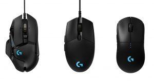 ロジクールG ゲーミングマウス3機種のリニューアル販売が決定 2020年8月20日(木)より販売開始