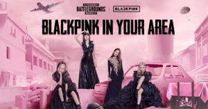 世界的人気を誇る韓国女性アーティスト「BLACK PINK」と「PUBG Mobile」がコラボか