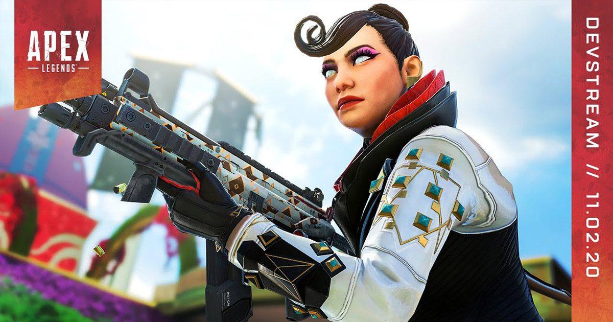 Apex Legends シーズン7「アセンション」パッチノートまとめ R-99が通常武器に戻り、シールドバッテリーがクラフト可能に |  e-sports-press|eスポーツプレス