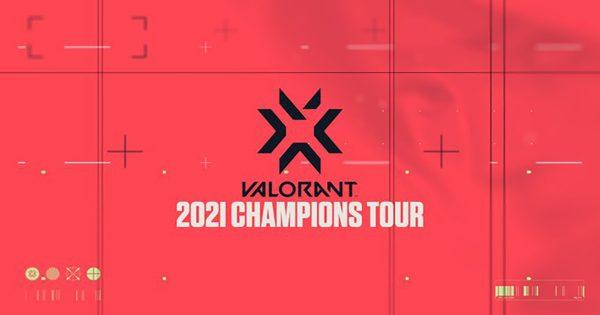 【最新版】「2021 VALORANT CHAMPIONS TOUR」大会スケジュールまとめ
