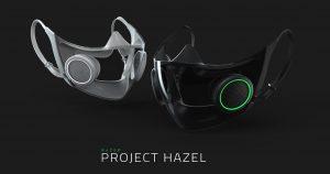 RAZERがコンセプト段階の超高性能ゲーミングマスク「Project Hazel」とゲーミングチェア「Project Brooklyn」を発表