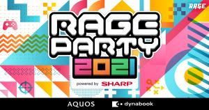 「RAGE PARTY 2021 powered by SHARP」の「Apex Legends ベストトリオ決定戦」出場者決定 MCに関口メンディーが就任