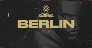 2021年最後の世界大会「VALORANT Champions Tour 2021」がベルリンにて開催決定 期間は12/1〜12/12